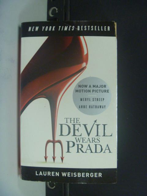 【書寶二手書T4/一般小說_KJK】The Devil Wears Prada_Lauren