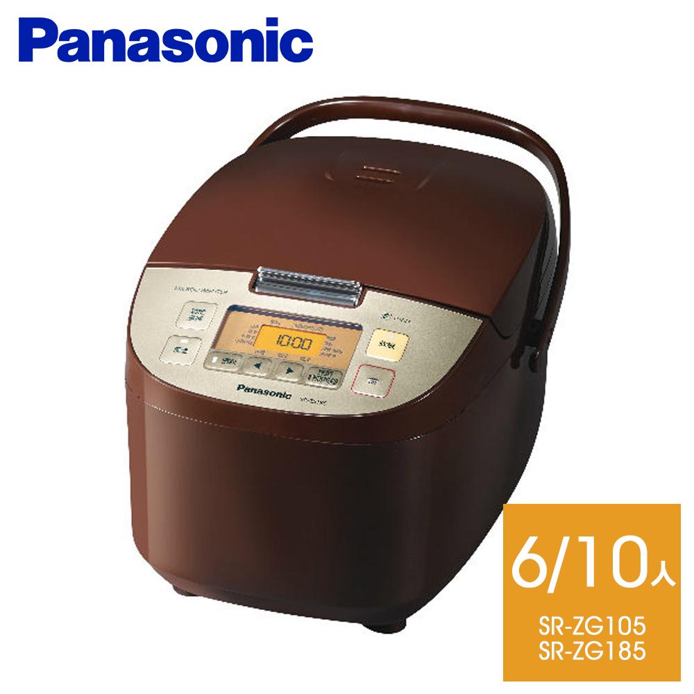 【最高送300點】國際牌 微電腦電子鍋【SR-ZS105/SR-ZS185】