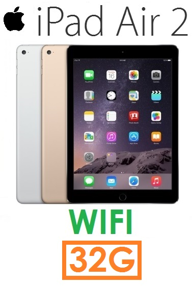 【原廠現貨】蘋果 Apple iPad Air2 32G(WIFI 版)Air 2 平板(送皮套)