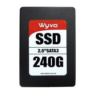 *╯新風尚潮流╭* Wyvo 240G SATA 3 6Gb/s 2.5吋固態硬碟 SSB240GTLC4-SA-AF