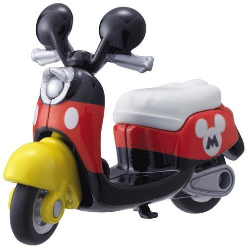【日本TOMICA迪士尼小汽車】DM-13 米奇摩托車(DS80290)