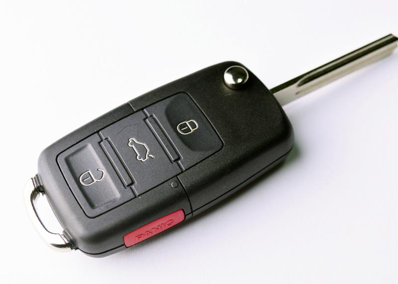 【高雄汽車晶片遙控器】裕隆 NISSAN 車系 NEW LIVINA 汽車褶疊遙控器(可自行DIY)
