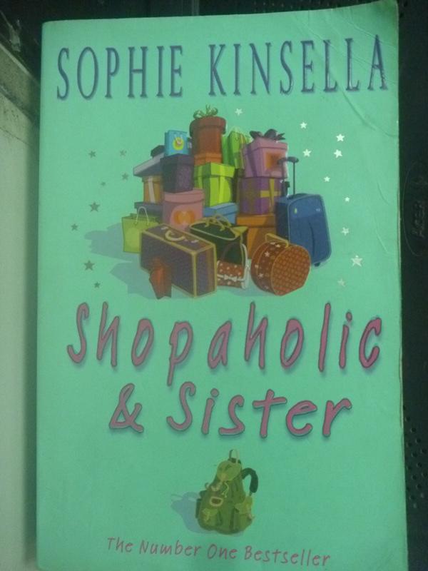 【書寶二手書T2/原文小說_LER】Shopaholic and Sister_Sophie Kinsella
