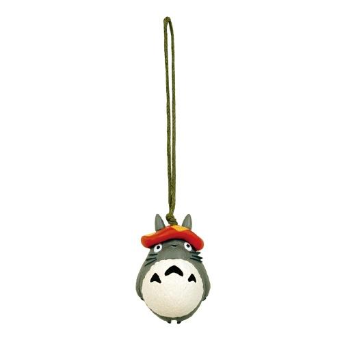 【真愛日本】9081200001   綿繩吊飾-龍貓香菇帽 龍貓 TOTORO 豆豆龍 軟軟吊飾日本帶回