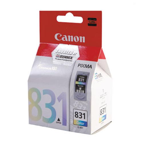 CANON CL-831 原廠彩色墨水匣 適用 iP1880