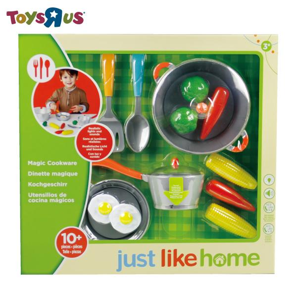 玩具反斗城 魔法廚具遊戲組