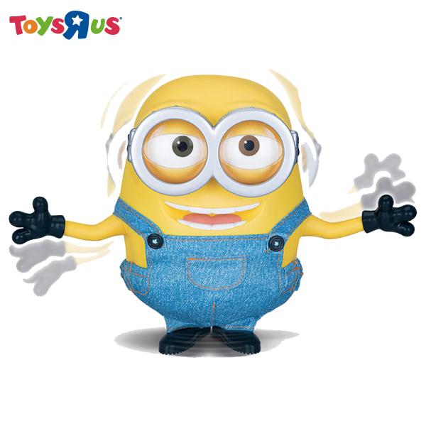 玩具反斗城 小小兵說話 Bob