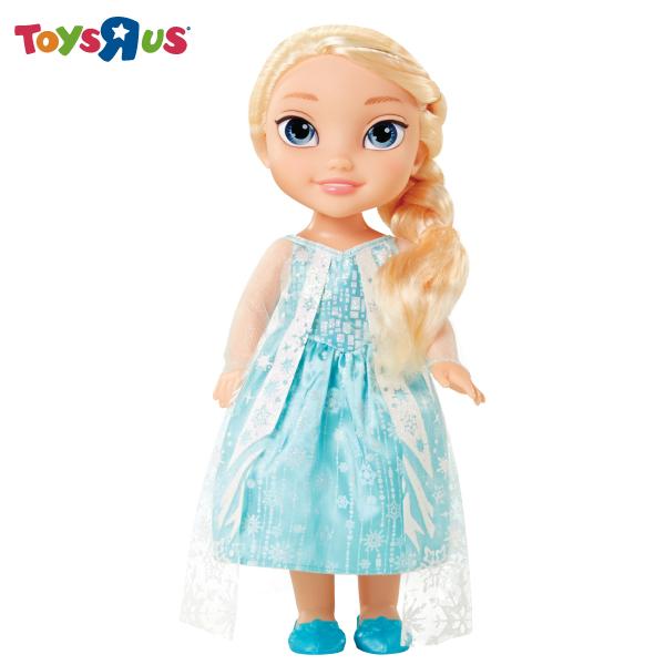 玩具反斗城  冰雪奇緣娃娃2代-艾莎