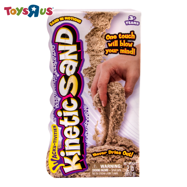 玩具反斗城   Kinetic Sand 動力沙