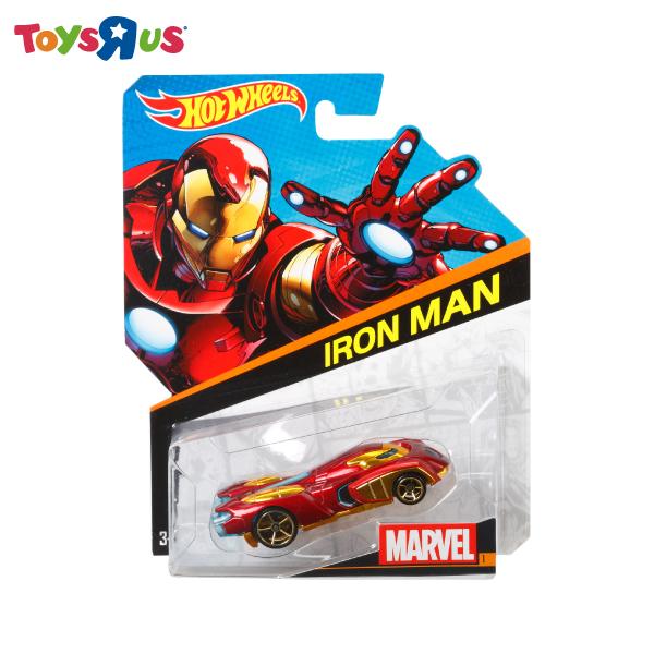 玩具反斗城   風火輪Marvel 小車