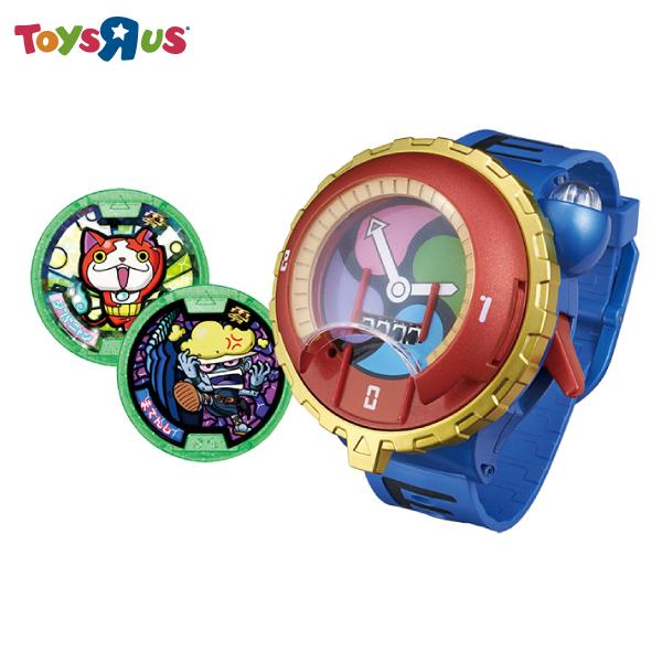 玩具反斗城  妖怪手錶零式