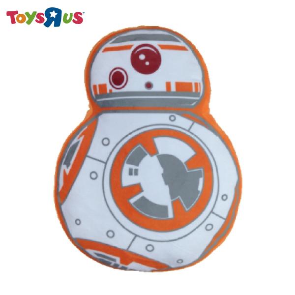 玩具反斗城  星際大戰 Star Wars  人型抱枕-BB-8