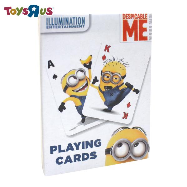 玩具反斗城   小小兵卡牌