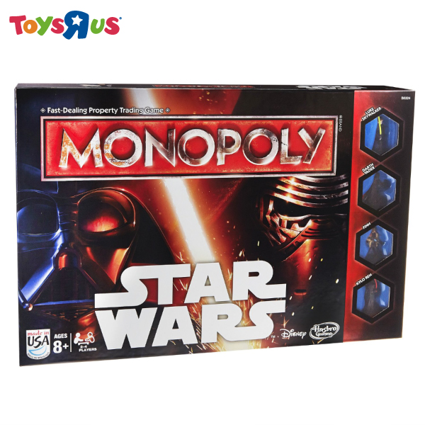 玩具反斗城  地產大亨 星際大戰