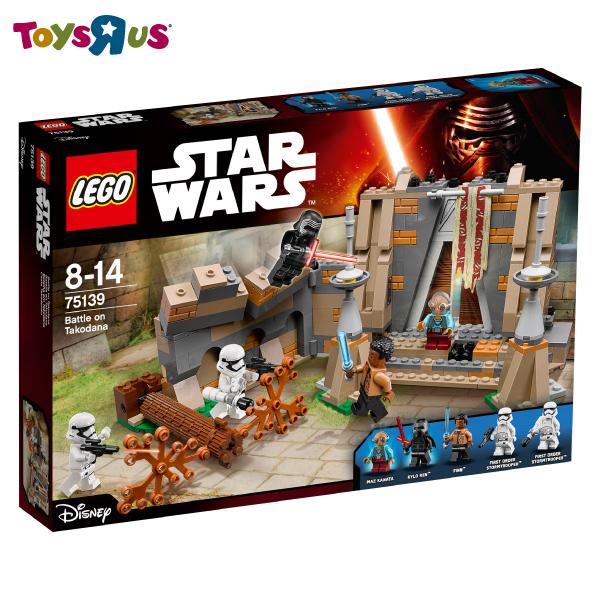 玩具反斗城   樂高 LEGO 75139 星際大戰Battle on Takodana***