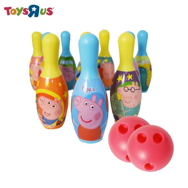 玩具反斗城   PEPPA PIG佩佩豬保齡球
