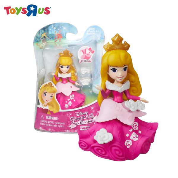 玩具反斗城   迪士尼迷你公主人物組(隨機出貨)