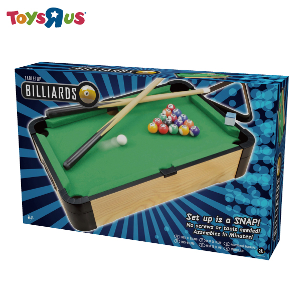 """玩具反斗城   20""""桌上型撞球"""