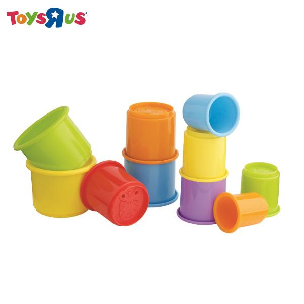 玩具反斗城【BRUIN】疊疊杯