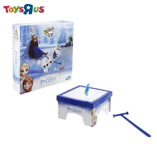玩具反斗城 迪士尼冰雪奇緣破冰遊戲
