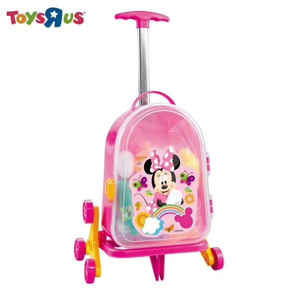 玩具反斗城 米妮家家酒行李箱