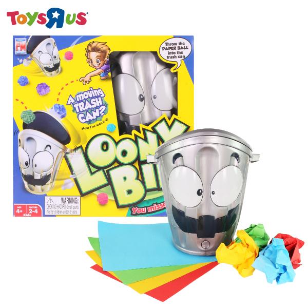 玩具反斗城  瘋狂垃圾桶 - TVC