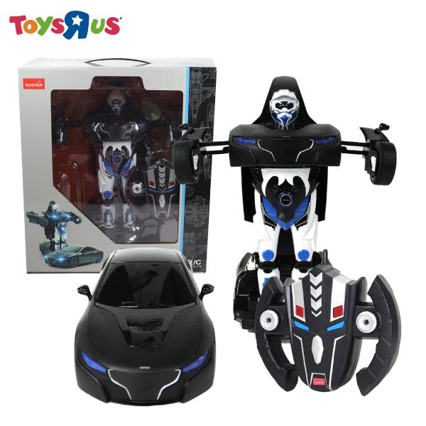 玩具反斗城  RS戰警遙控變形機器人