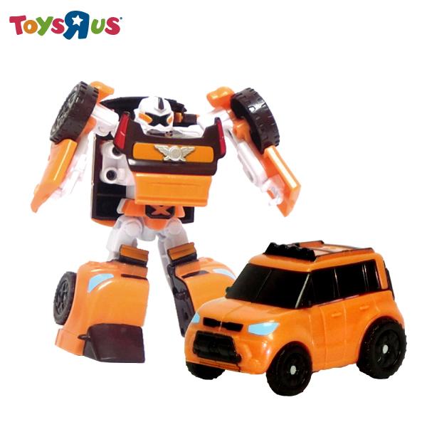 玩具反斗城  TOBOT 迷你機器戰士 冒險 X