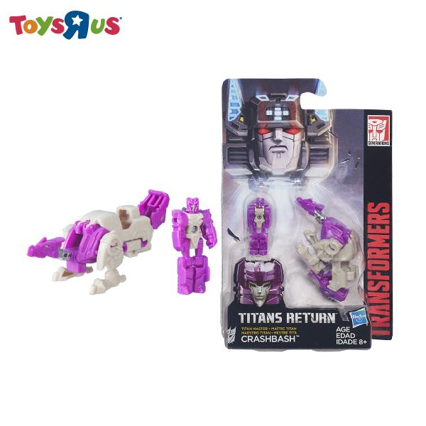 玩具反斗城  頭領金剛戰士