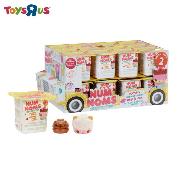 玩具反斗城   NUM NOMS甜心派對-唇膏冰淇淋杯 Wave 3