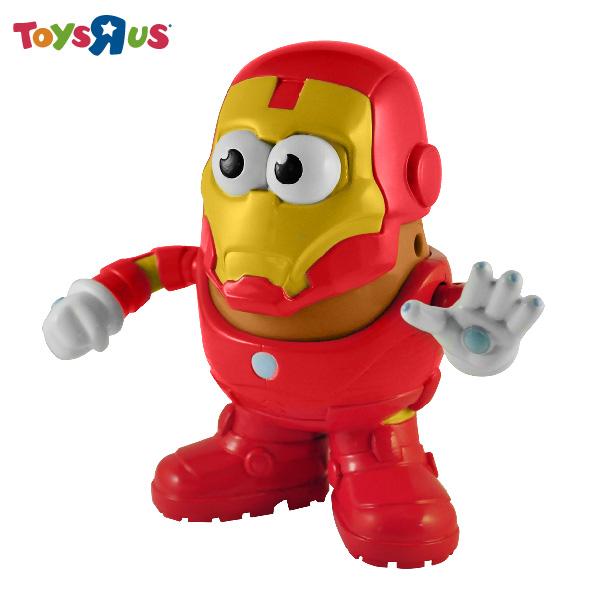 玩具反斗城 兒樂寶 鋼鐵人PPW蛋頭組