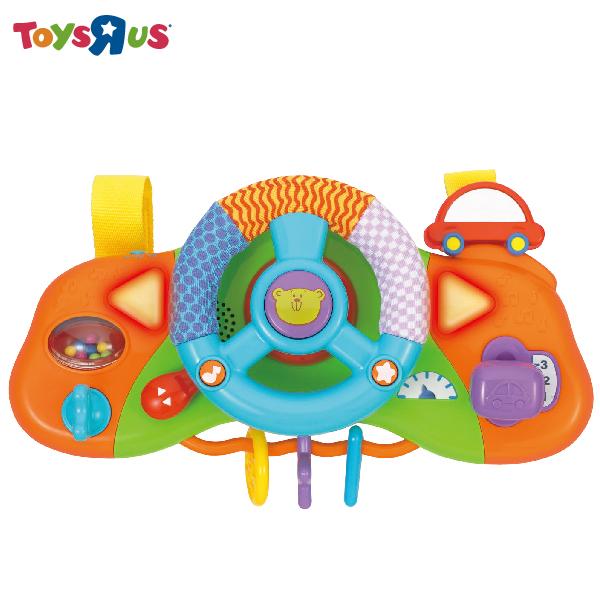 BRUIN 寶寶駕駛盤 玩具反斗城