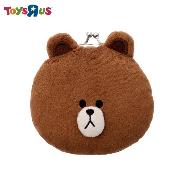 LINE零錢包-熊大 玩具反斗城