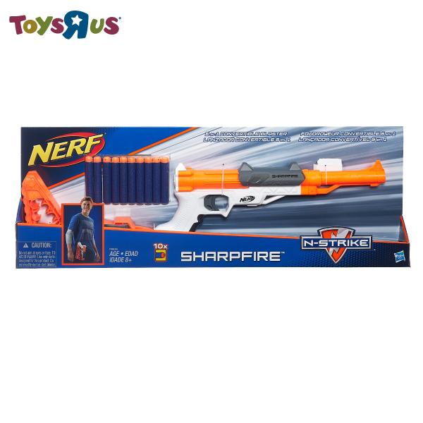 NERF 菁英系列 神射手步槍 玩具反斗城