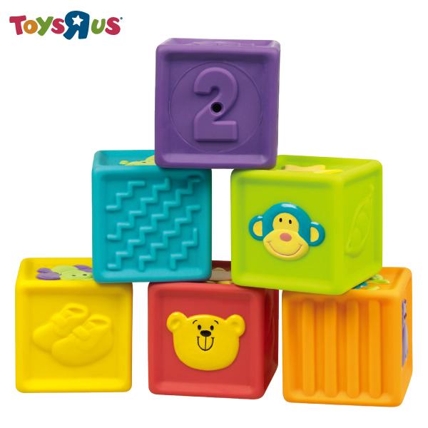 BRUIN 寶寶方塊玩具組 玩具反斗城