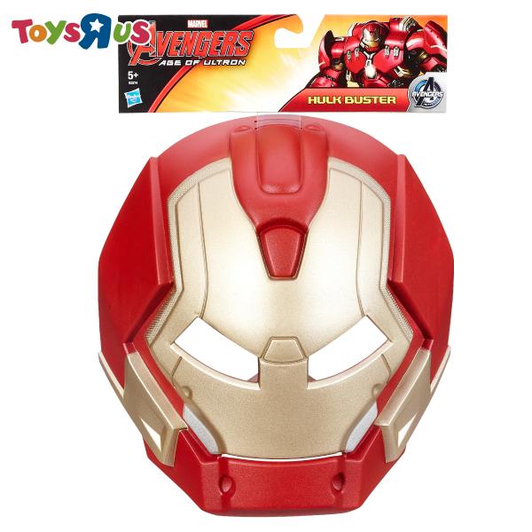 漫威復仇者聯盟2:鋼鐵人馬克44面具遊戲組 玩具反斗城漫威 Marvel Avenger