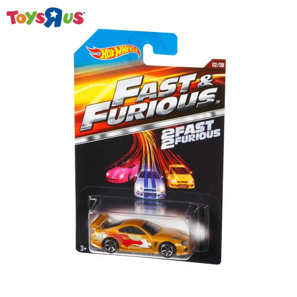 風火輪 玩命關頭系列(共8款,需成套購買) 玩具反斗城