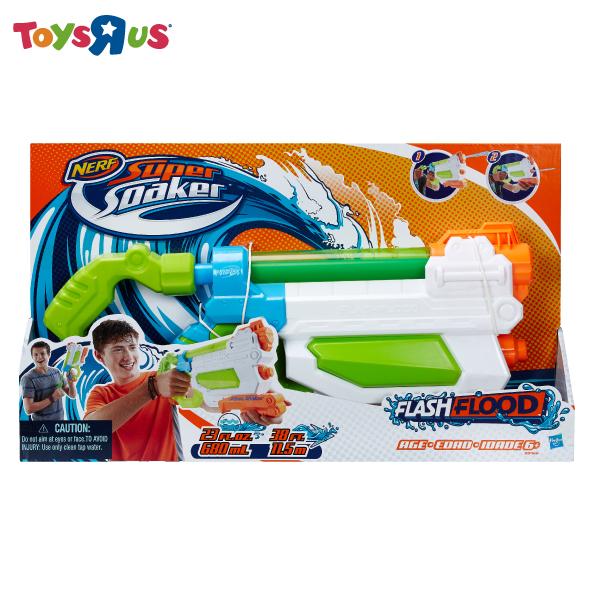 NERF 巨洪水槍 玩具反斗城