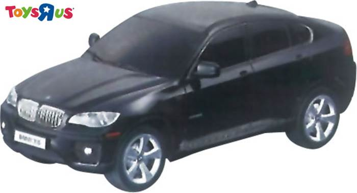 玩具反斗城 1:24 遙控車 (BMW X6)