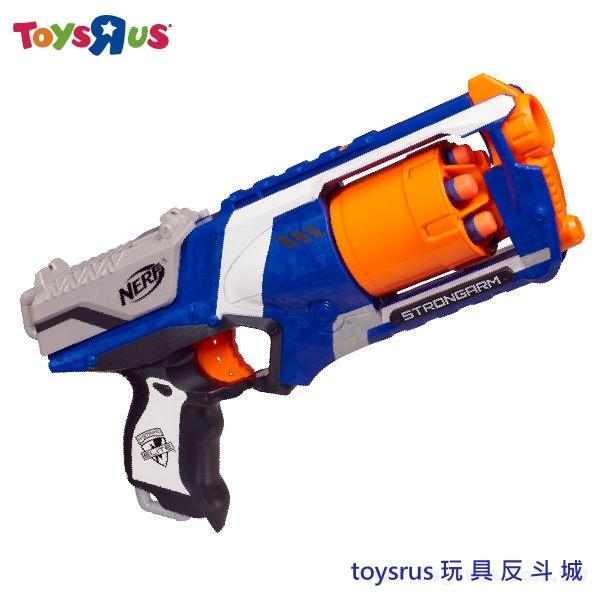 玩具反斗城 【NERF衝鋒隊戰】 強擊者連發衝鋒槍