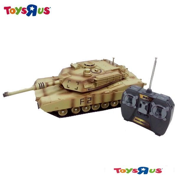 玩具反斗城 1:24遙控坦克