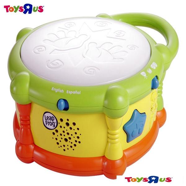 玩具反斗城 知名Leap Frog炫彩歡樂鼓