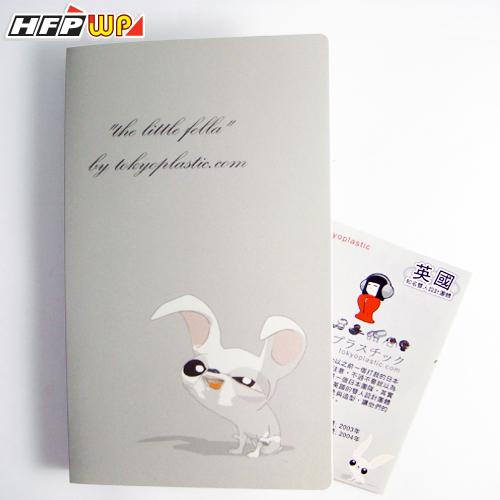 45折【10個量販】 the little fella 120入名片簿 名師設計精品 台灣製 環保材質 TP232-10 HFPWP