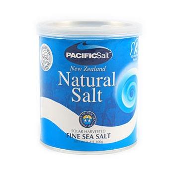 紐西蘭日曬 有機天然海鹽 10g