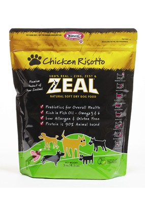 ★優逗★ZEAL 紐西蘭天然寵物食品 雞肉配方 犬糧 1LB/1磅