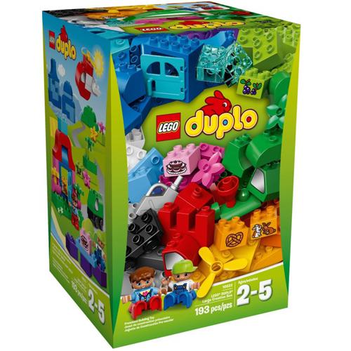 樂高積木LEGO《 LT10622 》2015 年Duplo 得寶幼兒系列 - 大型創意箱