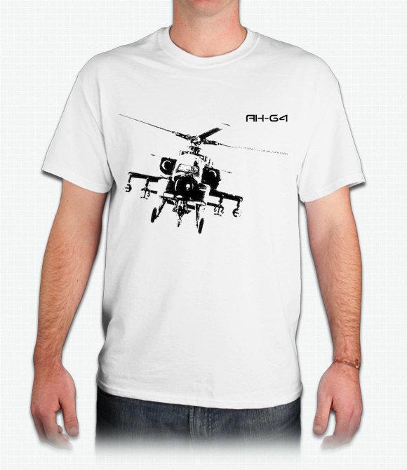阿帕契『AH-64』HiCool機能性吸濕排汗圓領T恤