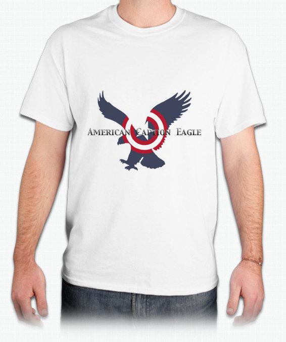 『美國老鷹』HiCool機能性吸濕排汗圓領T恤