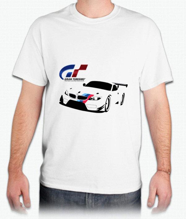 GT版『BMW Z4』HiCool機能性吸濕排汗圓領T恤