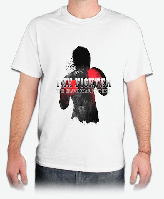 『勇者無懼』HiCool機能性吸濕排汗圓領T恤
